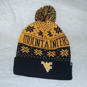 WVU Mountaineers Winter Beanie